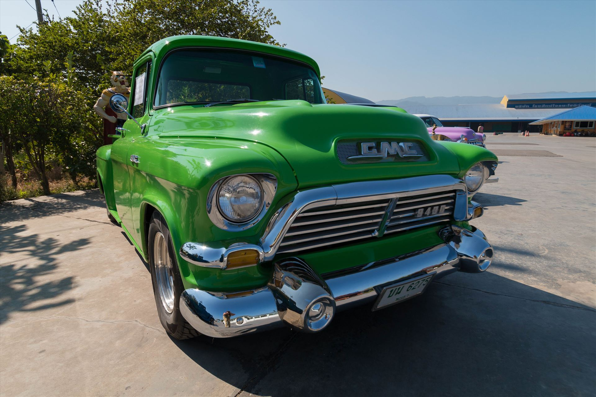 1956 GMC Pickup -  by AnnetteJohnsonPhotography
