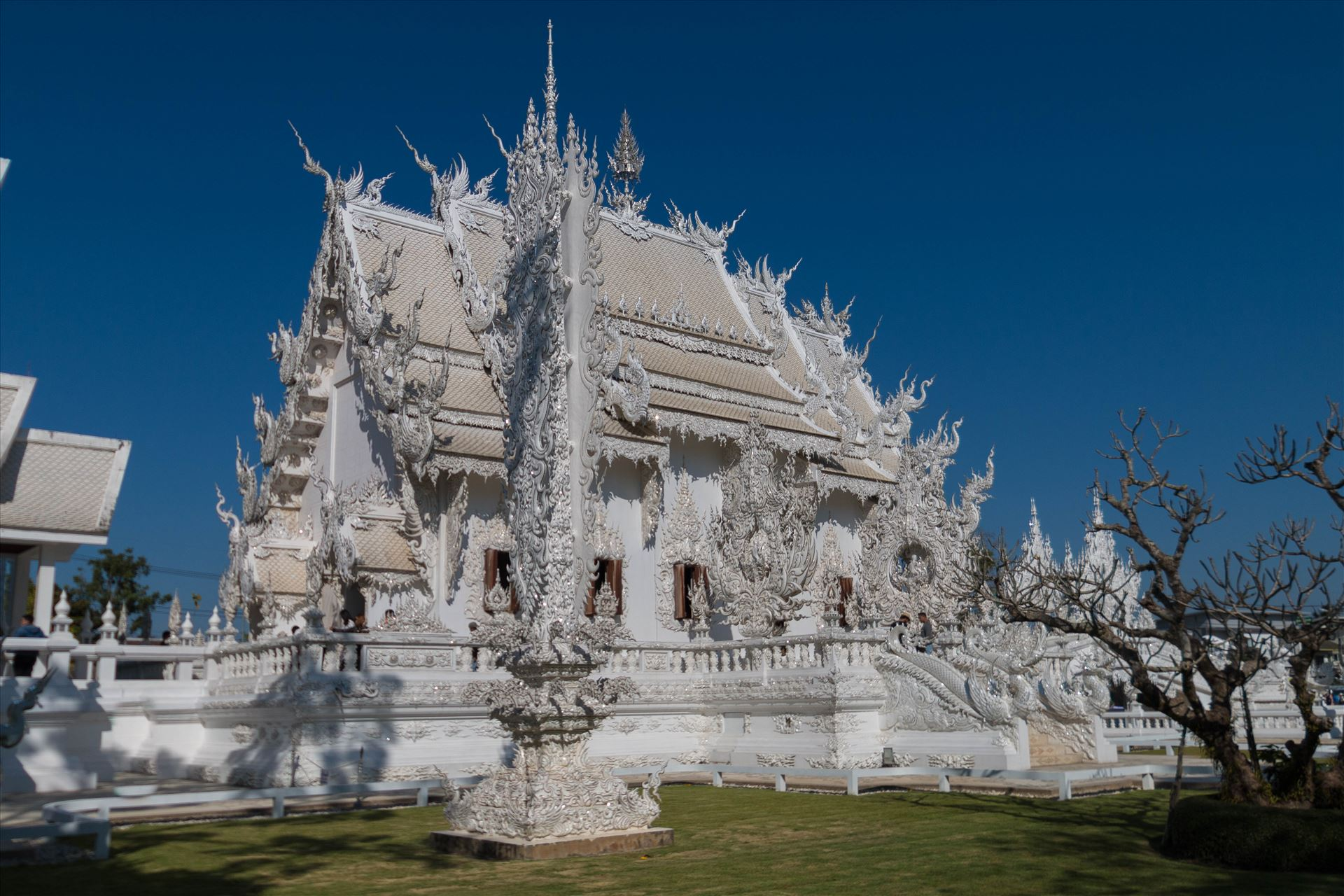 Wat Rong Khun 6 -  by AnnetteJohnsonPhotography