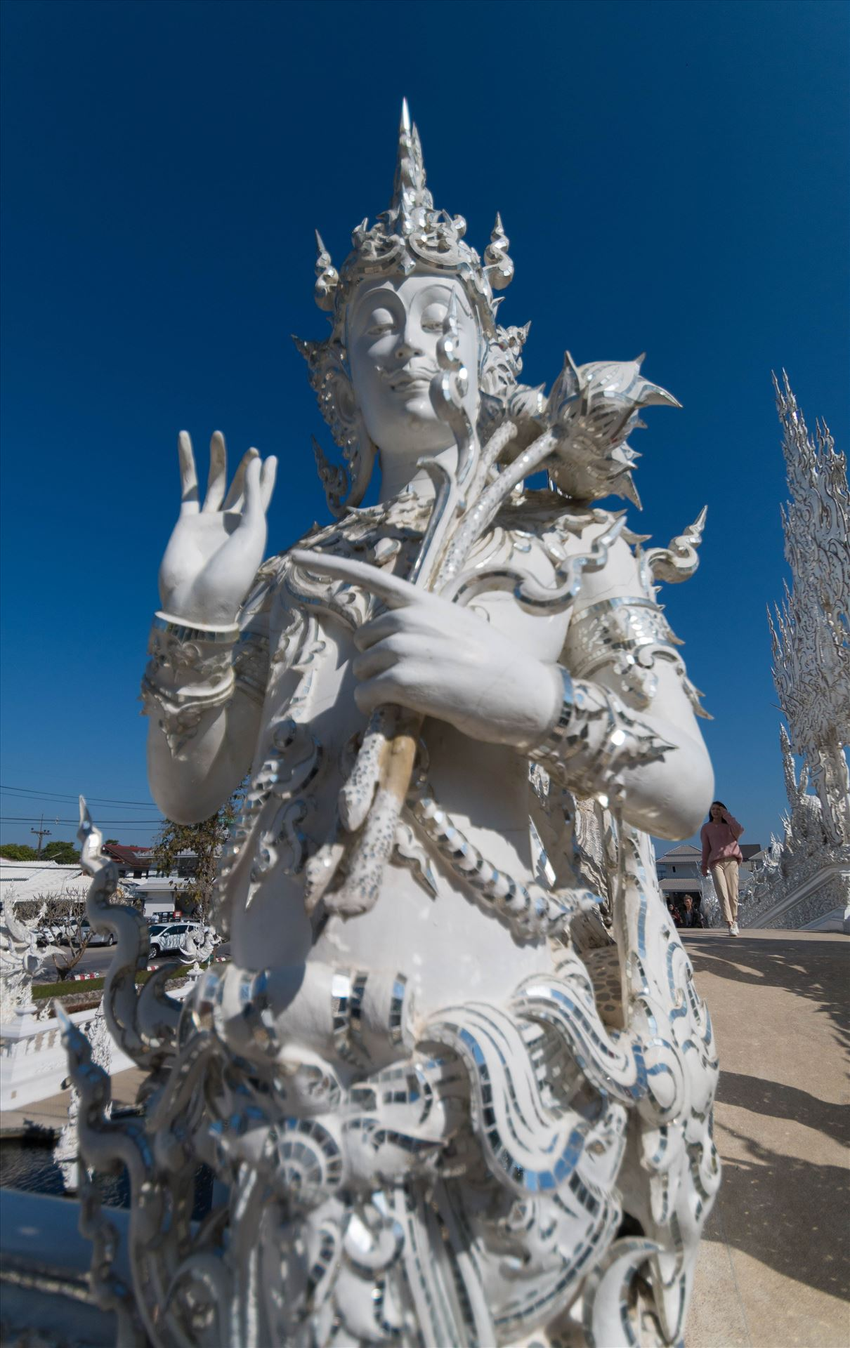 Wat Rong Khun 5 -  by AnnetteJohnsonPhotography