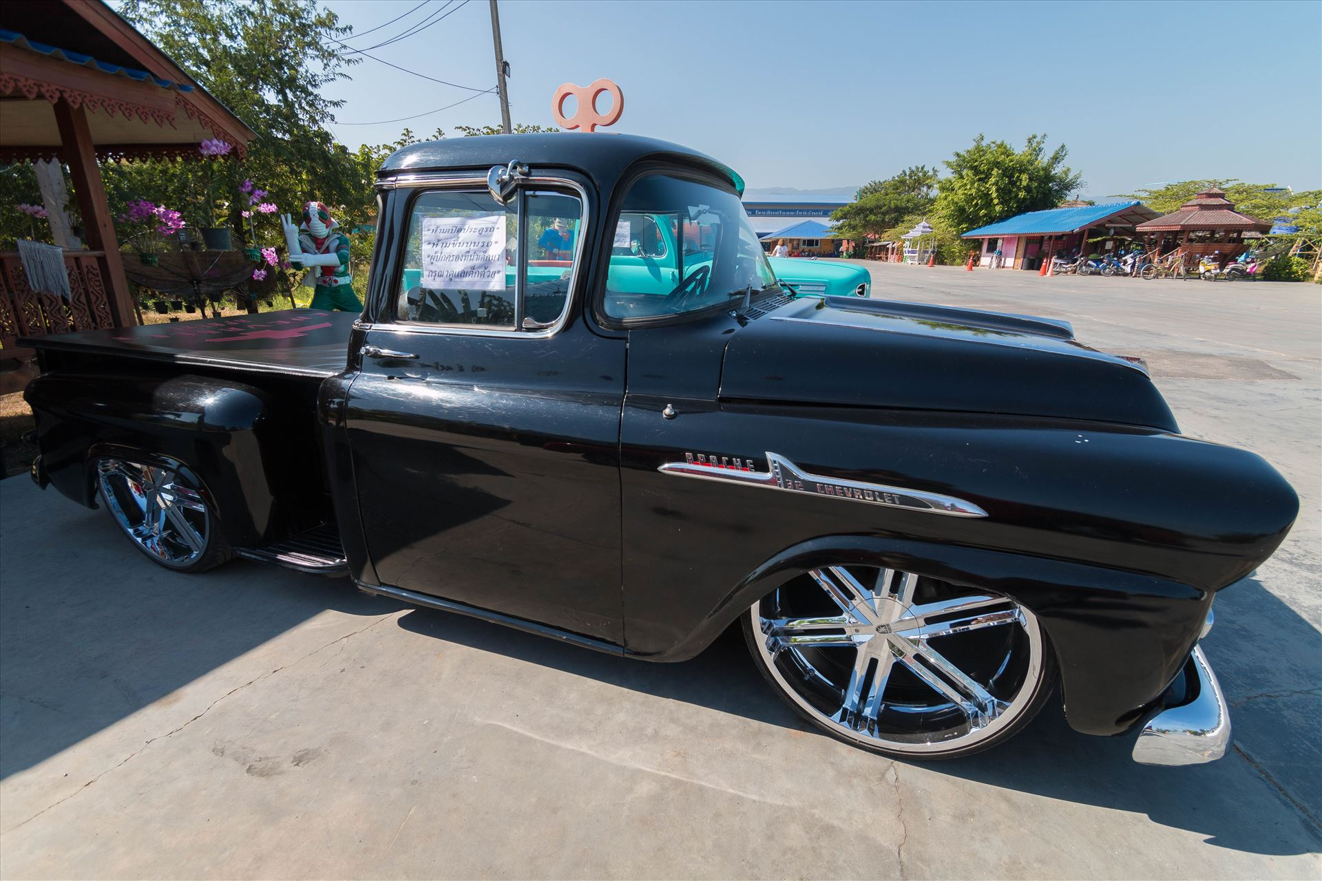1958 Chevrolet Apache -  by AnnetteJohnsonPhotography